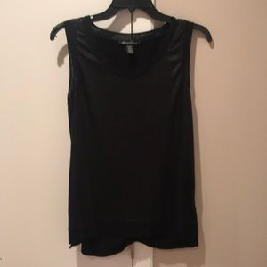 Kenneth Coe black blouse size S